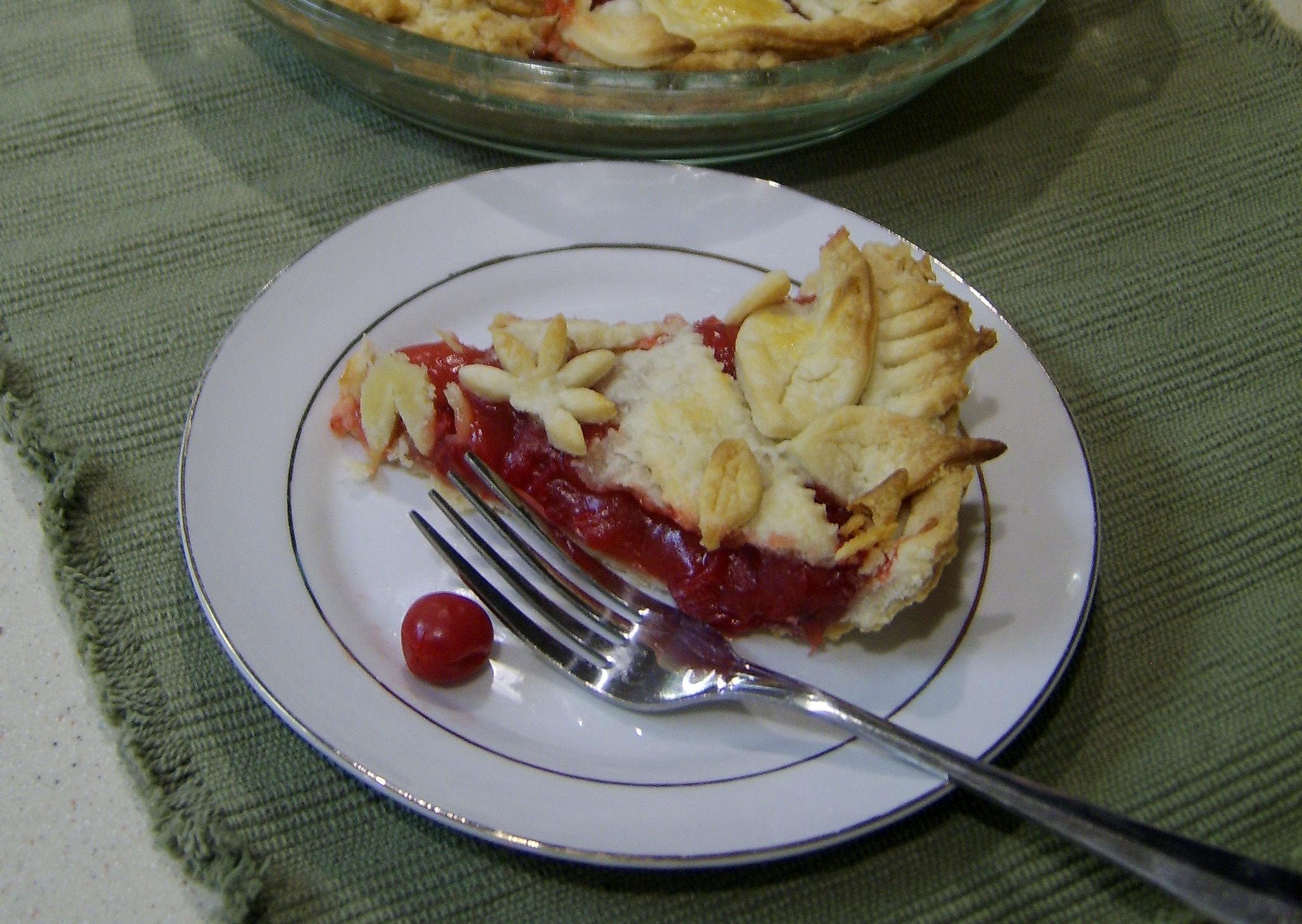 Best Cherry Pie image