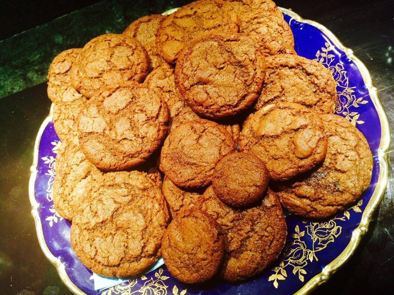 Hard Ginger Nut Biscuits AllrecipesPhoto