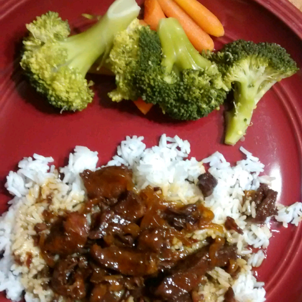 Mongolian Beef from the Slow Cooker Jackie Rosenwald