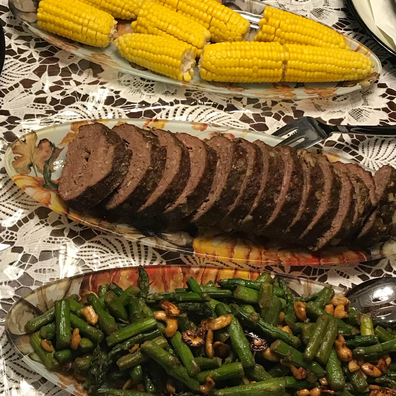 Meatloaf Cordon Bleu