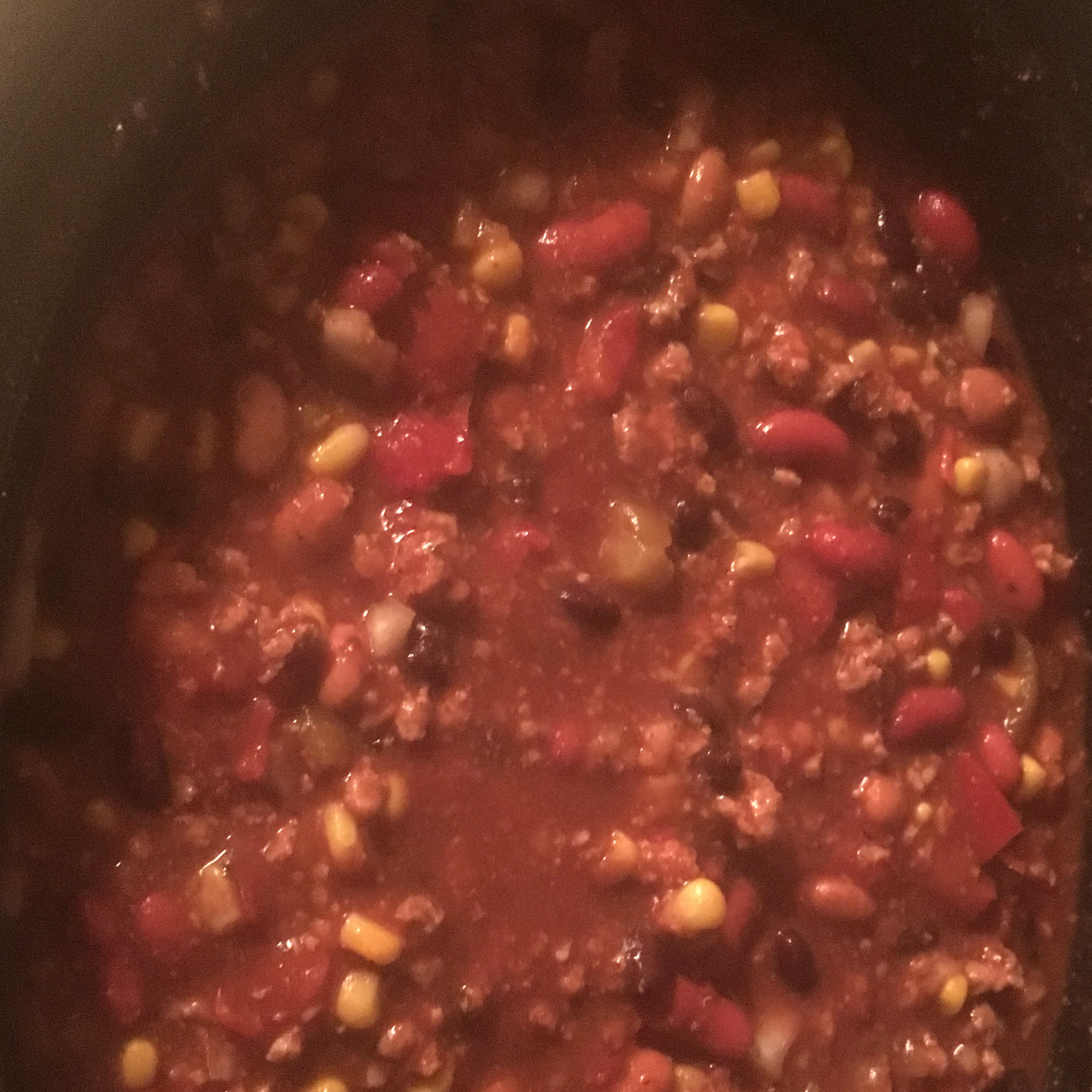 Slow Cooker Turkey Chili Recipe Allrecipes