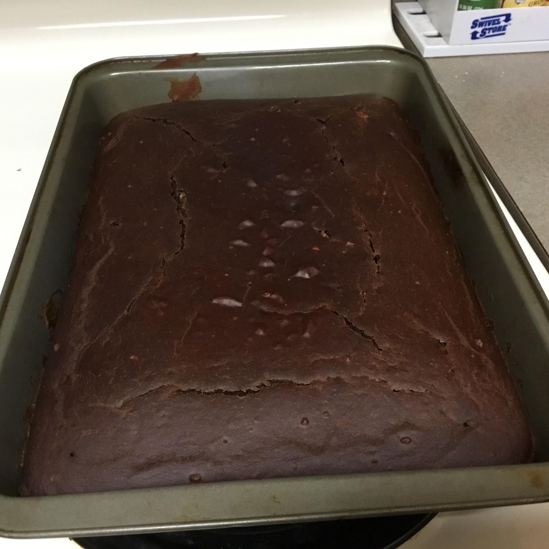Welfare Cake nina