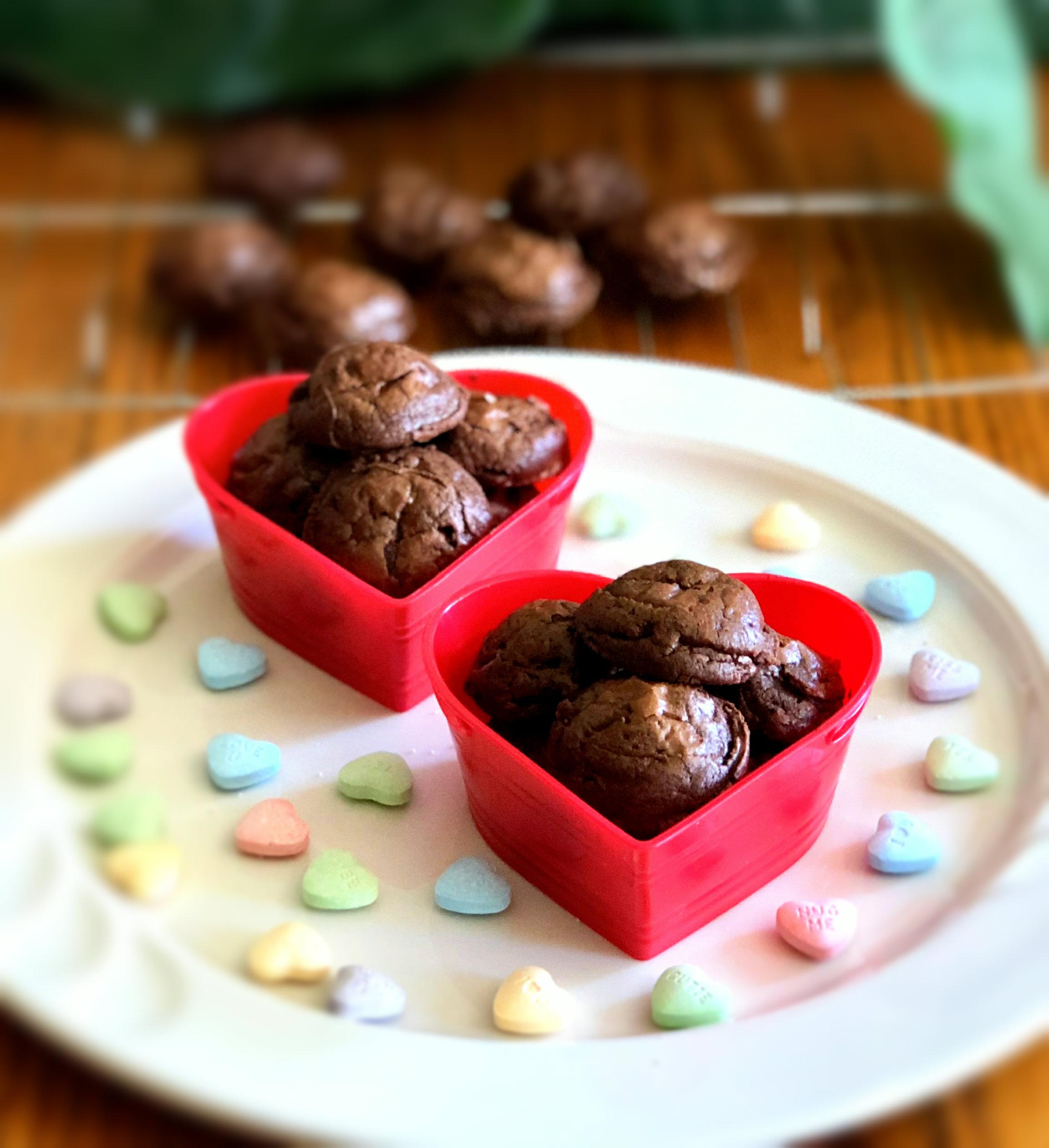 Chocolate Truffle Cookies Yoly