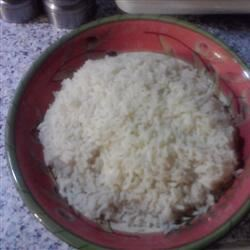 Coconut Rice Jessica Brancato-Montanaro