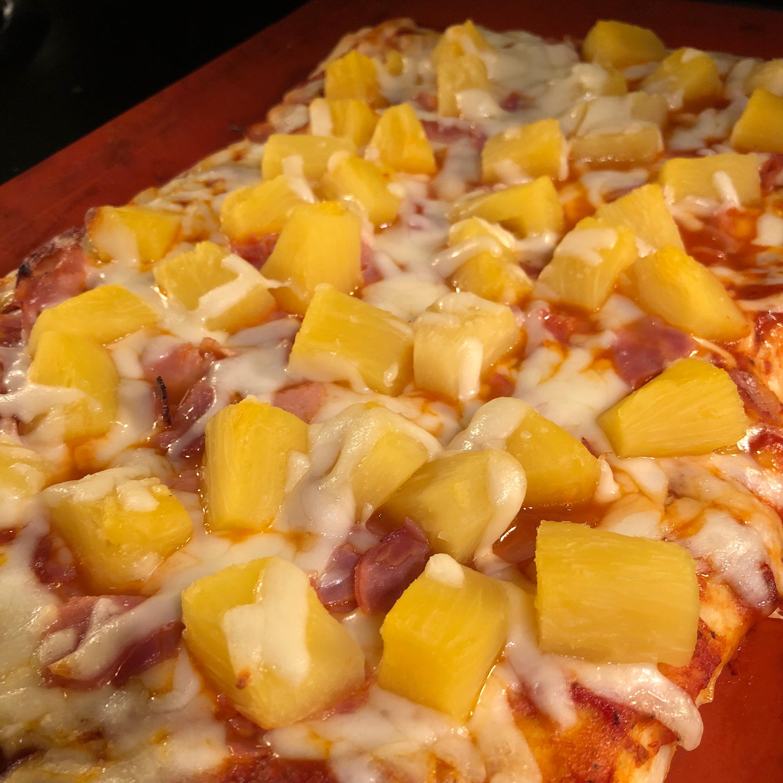 Contadina® Hawaiian-Style Pizza Claire Sick