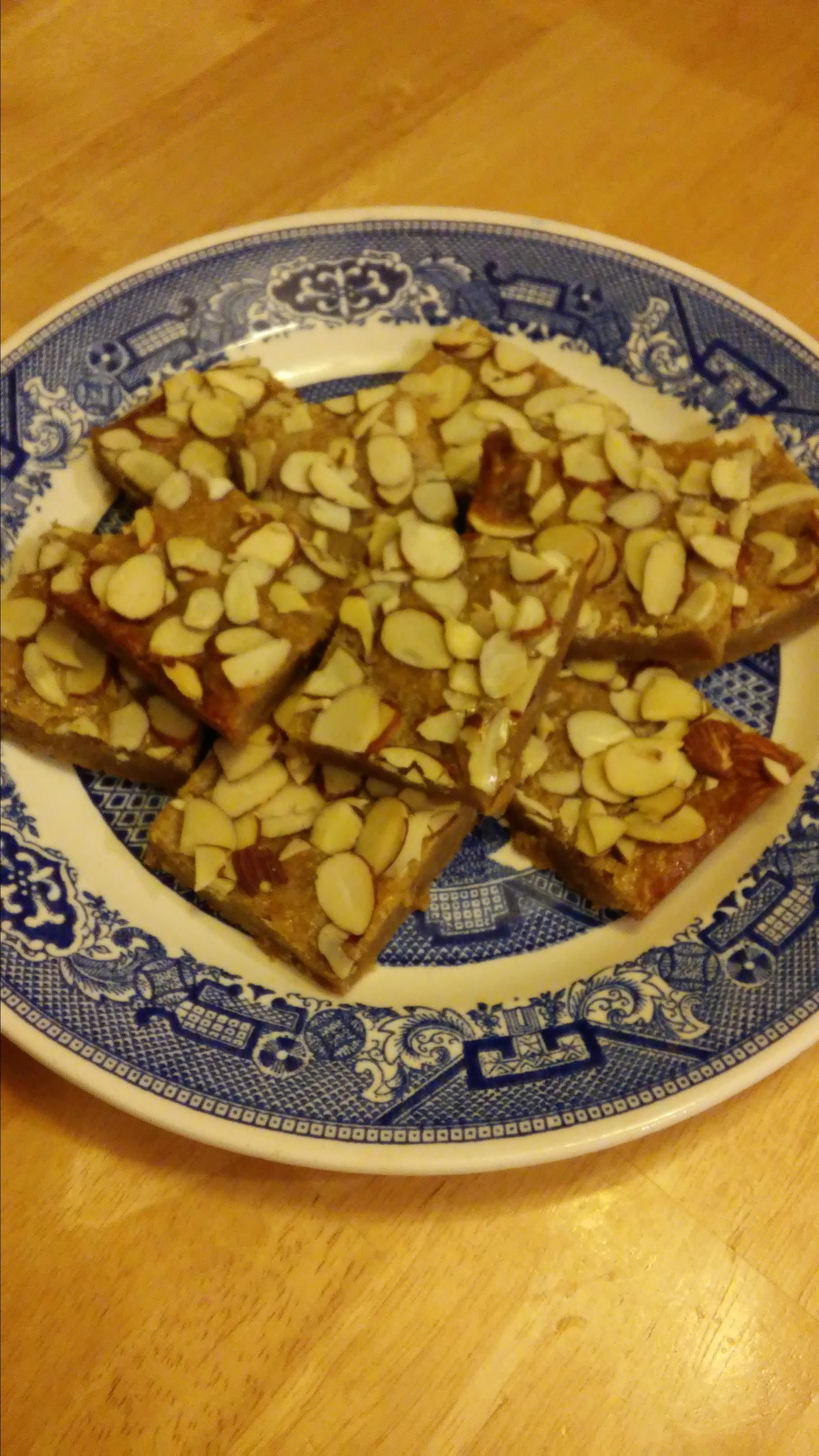 Dutch Almond Boterkoek
