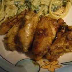 Jerk Grilled Chicken Wings Tiff_Tiff
