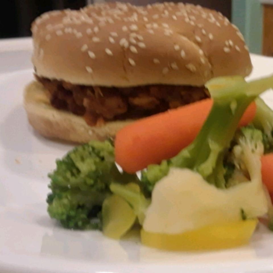 Vegetarian Sloppy Joes