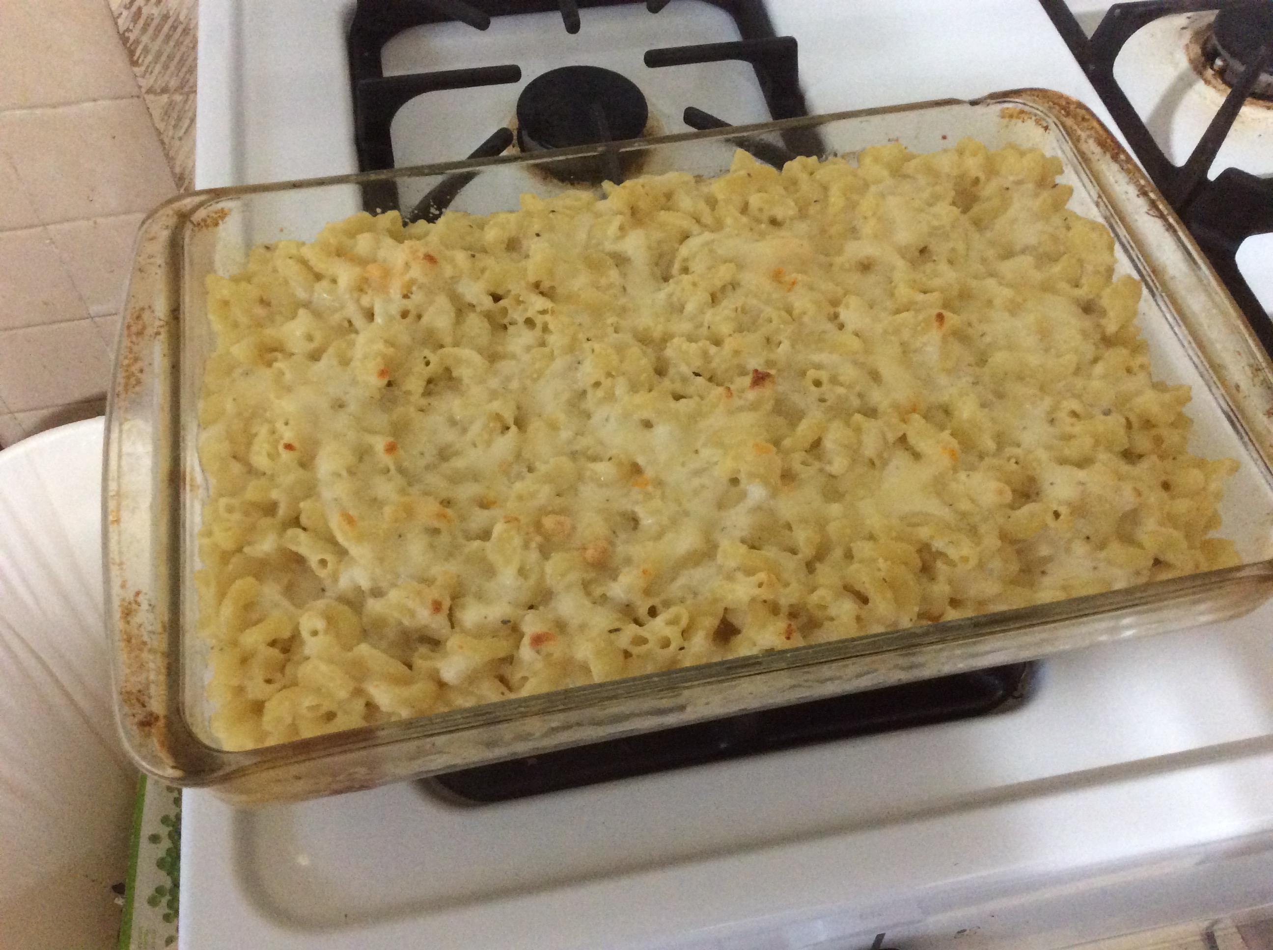 Wisconsin Five-Cheese Bake Margaret