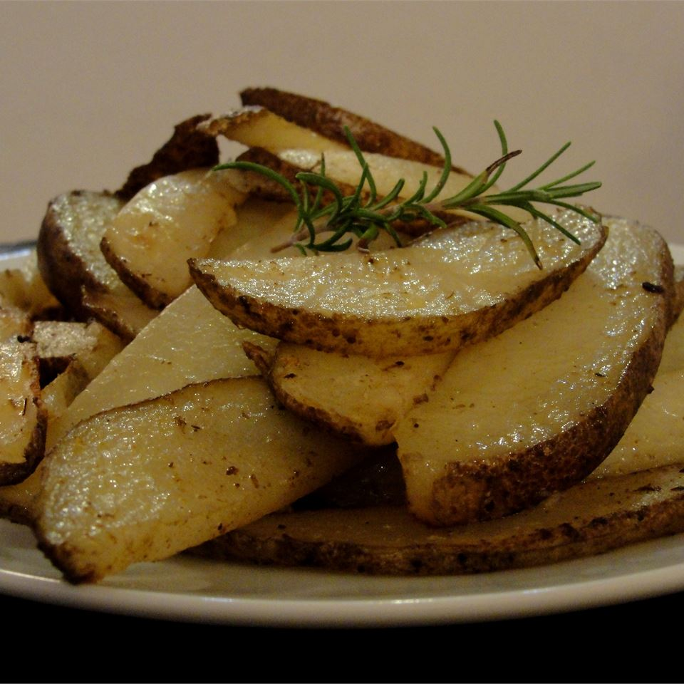 English Baked Potatoes