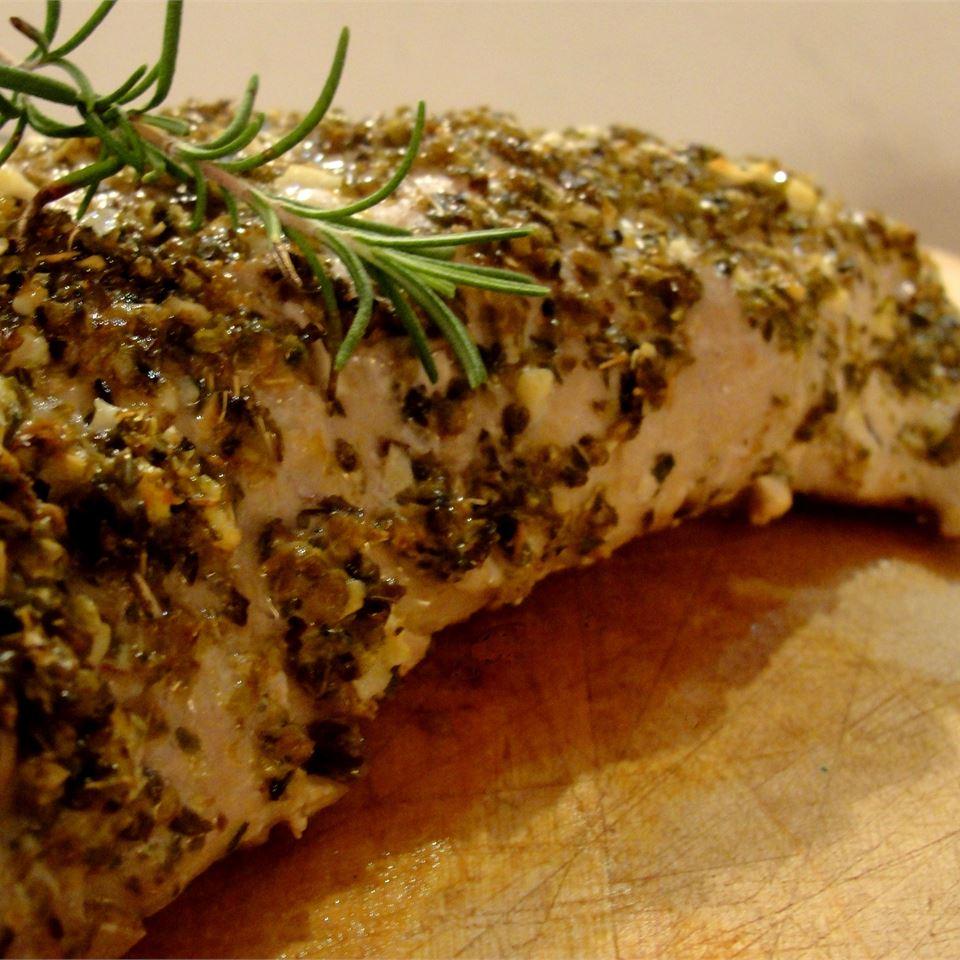 Grecian Pork Tenderloin Rock_lobster