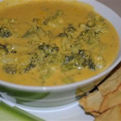 Broccoli and Cheese Dip image