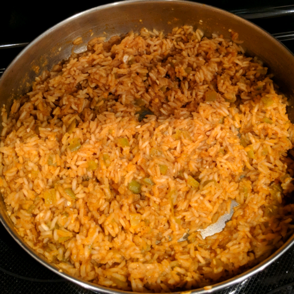 My Favorite Mexican Rice Jason