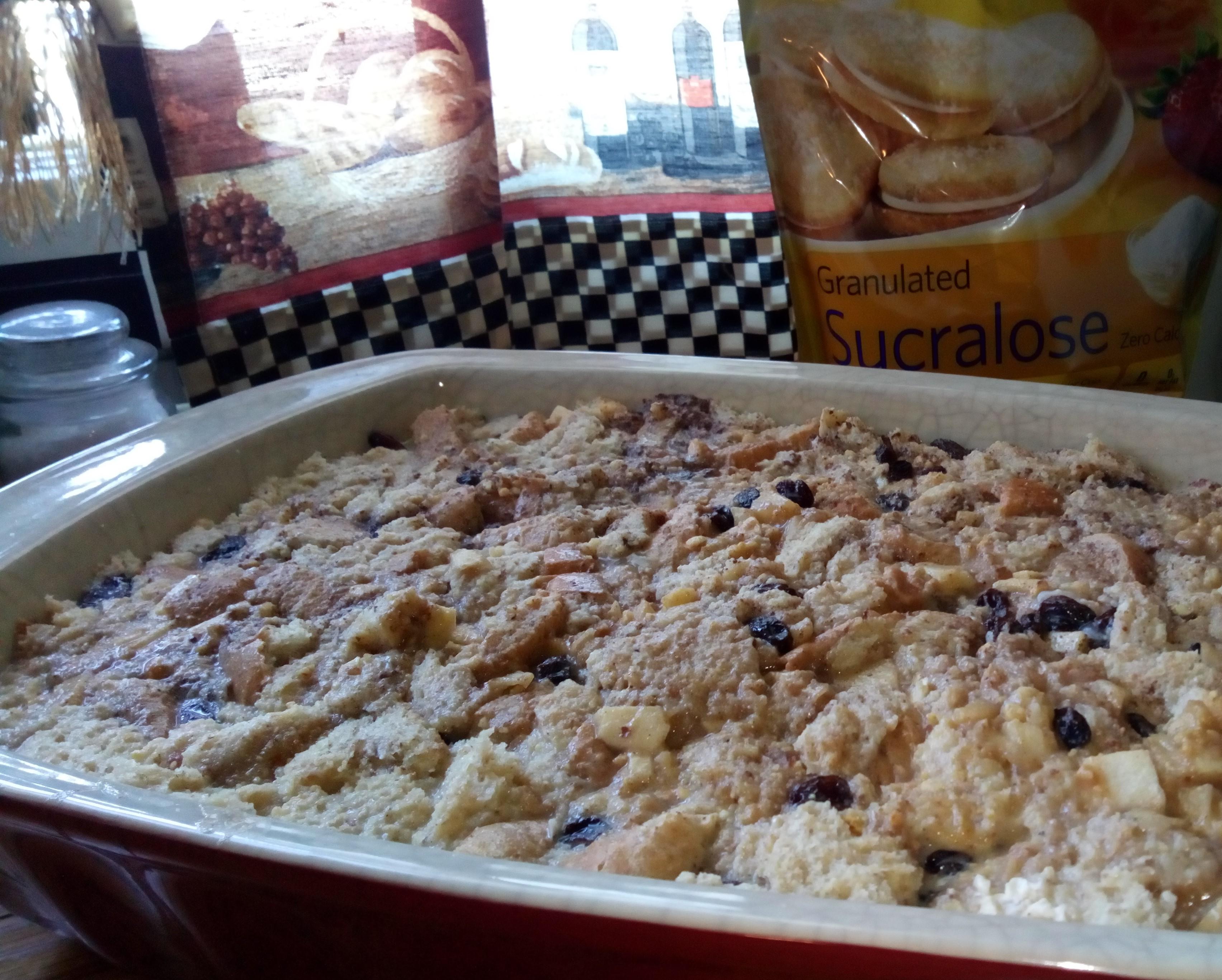 Healthier Bread Pudding II Thomas Ellerby