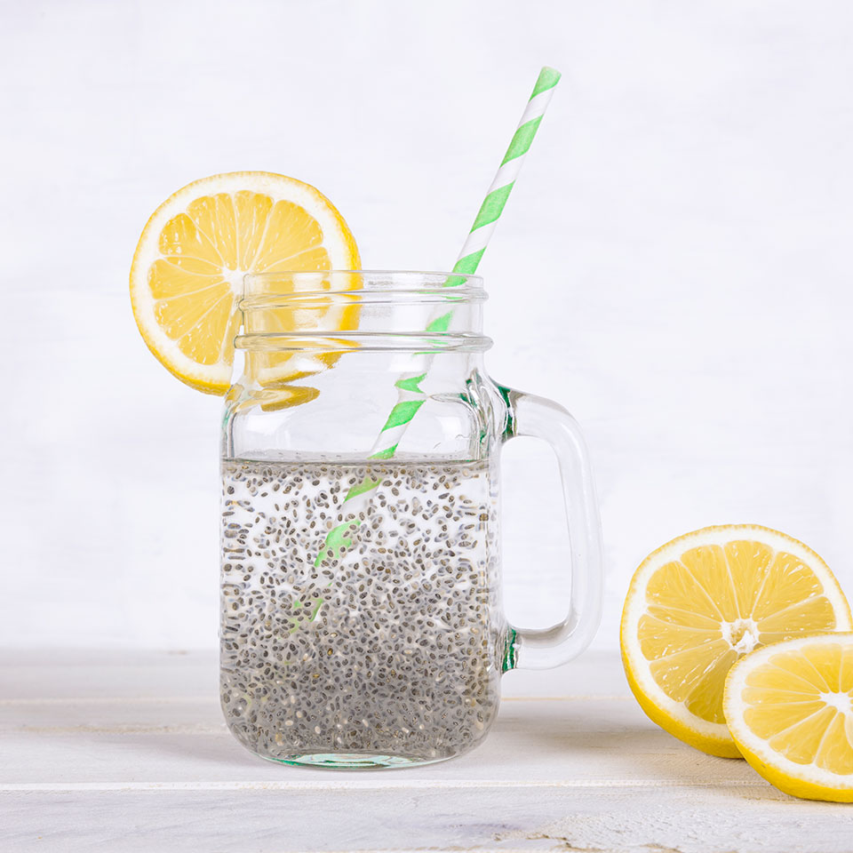 When you're feeling backed-up, this high-fiber chia concoction can help make your bathroom routine smoother. The chia seeds form a gel-like consistency to help move digestion along easily, and the kick of cayenne pepper acts as an intestinal stimulant. Source: EatingWell.com, January 2018