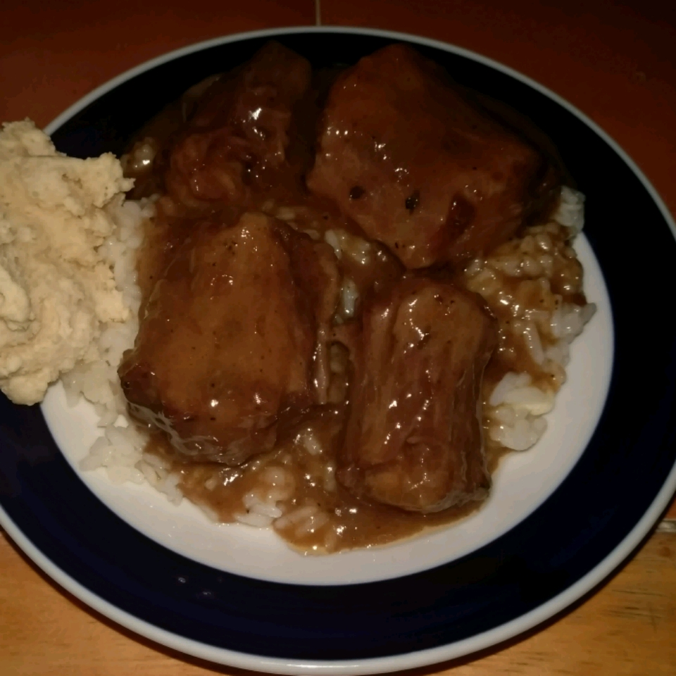 Oxtails with Gravy Barbara Sobers