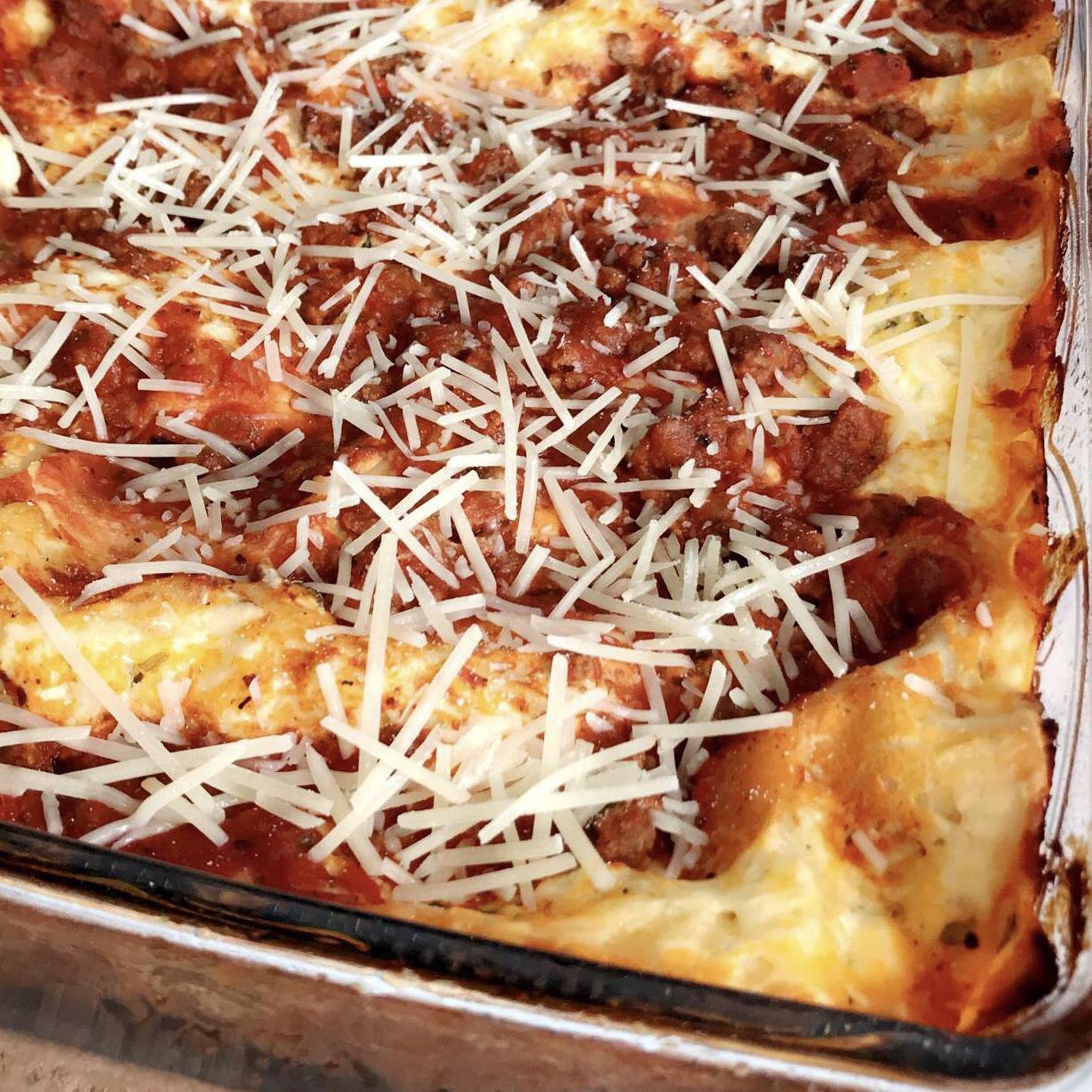 Simply Lasagna Mlynn017