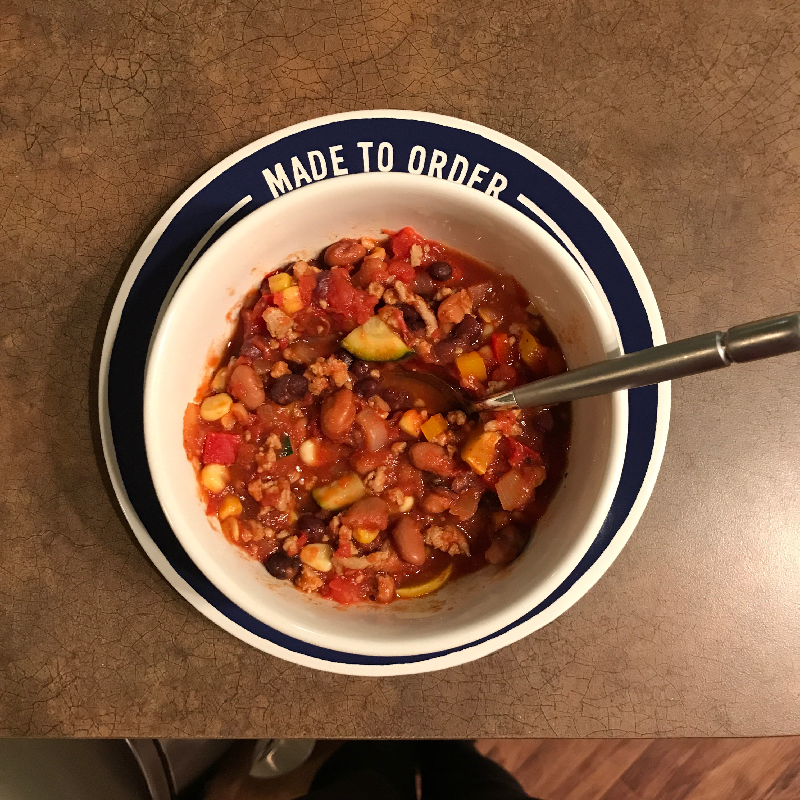 Very Veggie and Beef Chili safiya2@gmail.com