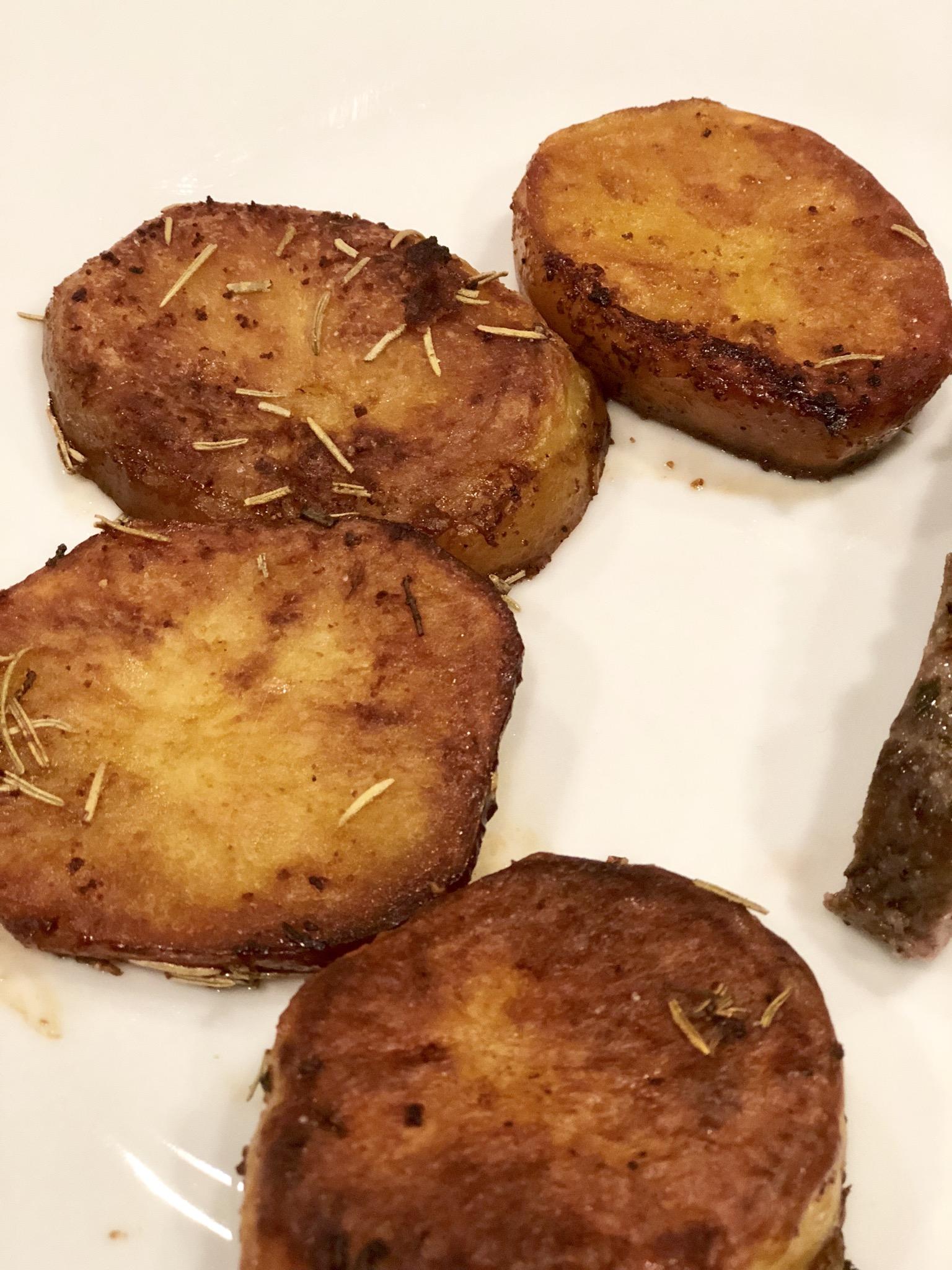 Instant Pot® Garlic Roasted Melting Potatoes Fioa
