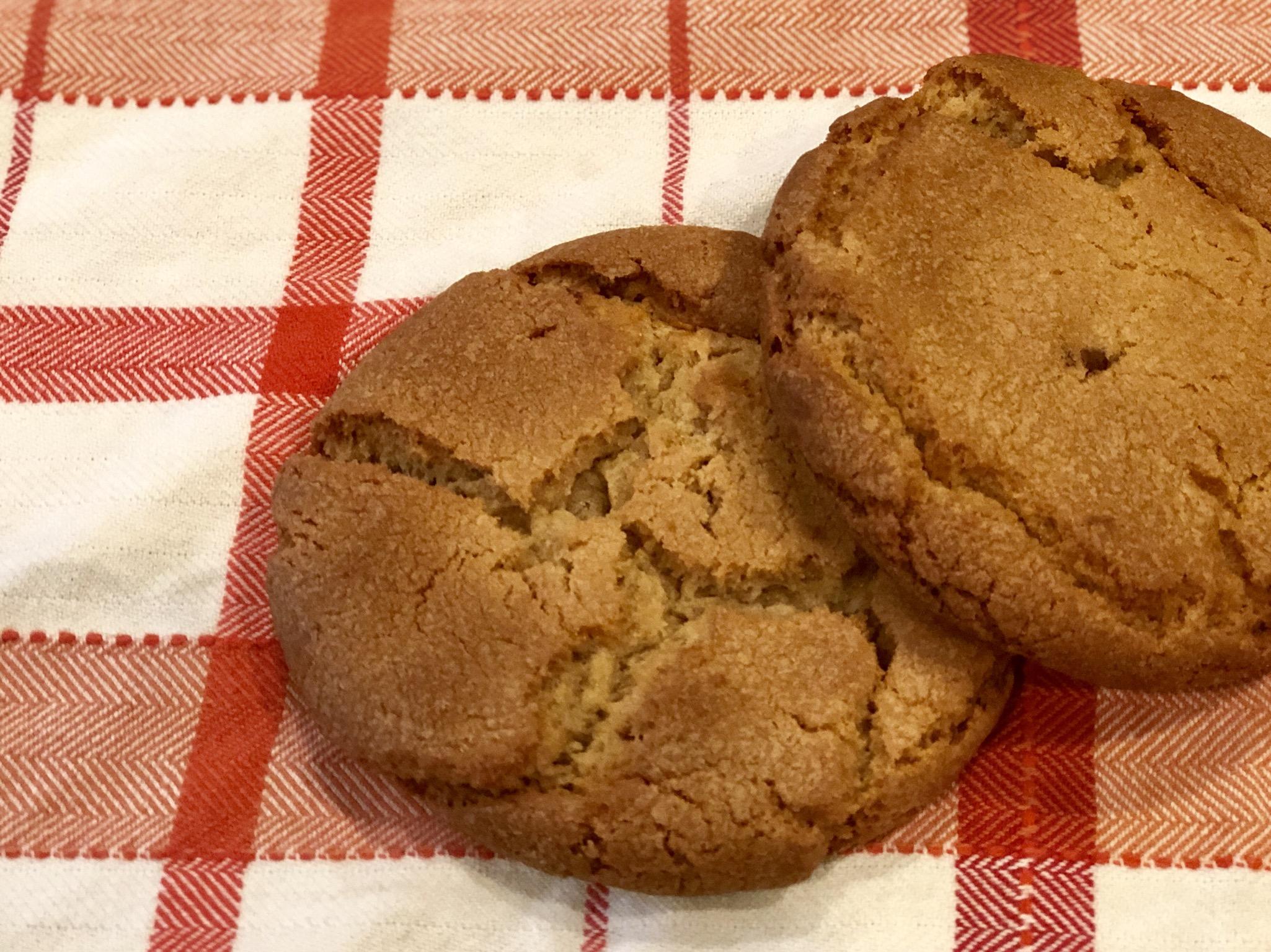 Simple Gluten-Free Snickerdoodle Cookies Fioa