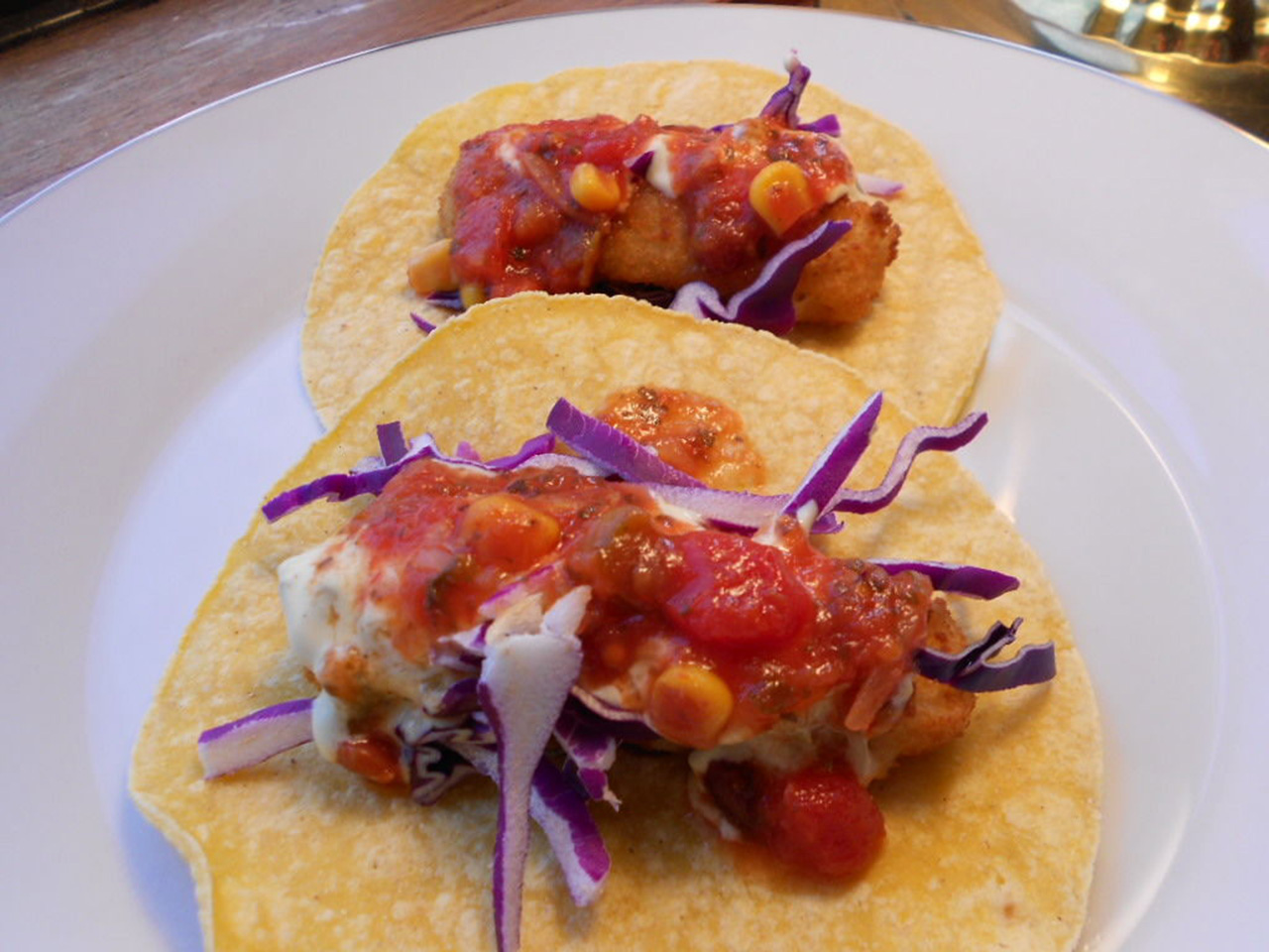 Quick and Easy Fish Tacos AllrecipesPhoto