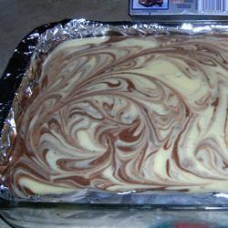 PHILADELPHIA Chocolate-Vanilla Swirl Cheesecake FARMGIRL686