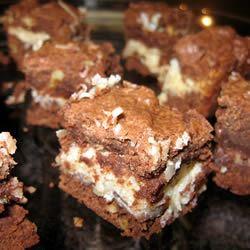 Coconut Macaroon Brownies Baton Rouge Mom