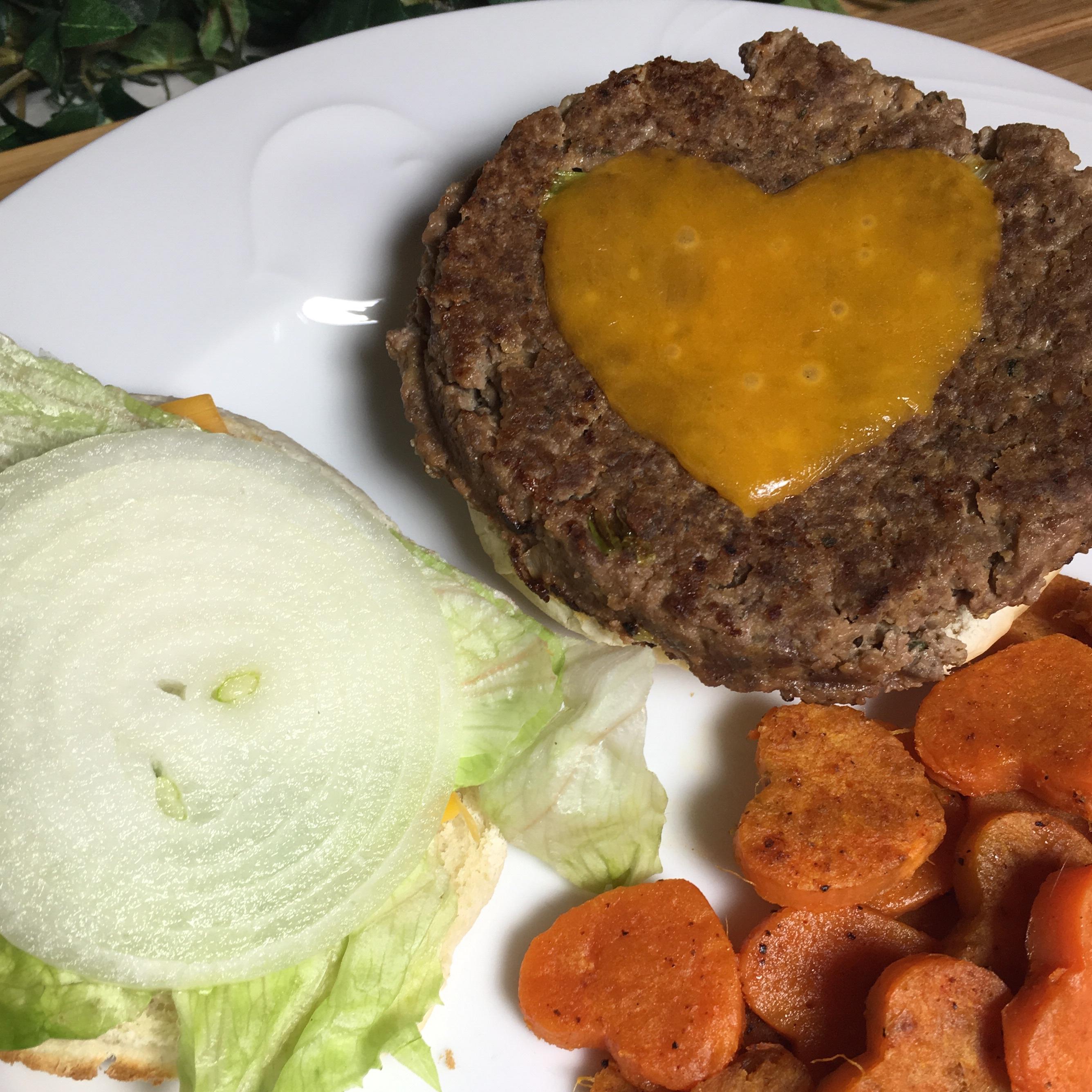 Cajun Style Burgers