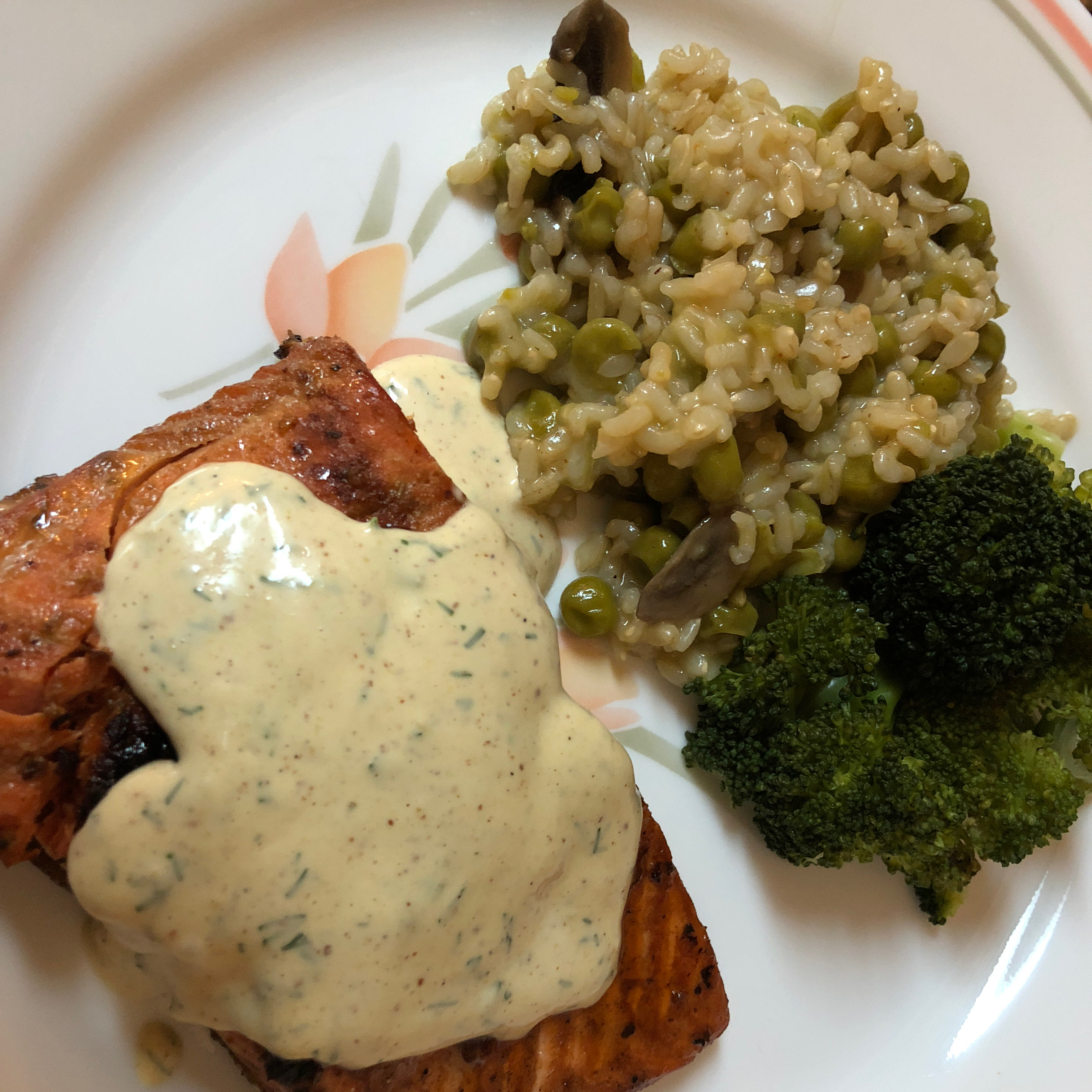 Quick Creamy Dill Sauce usedtocook