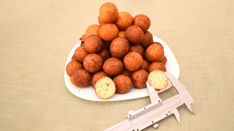 Russian Doughnuts Theodore Utkin