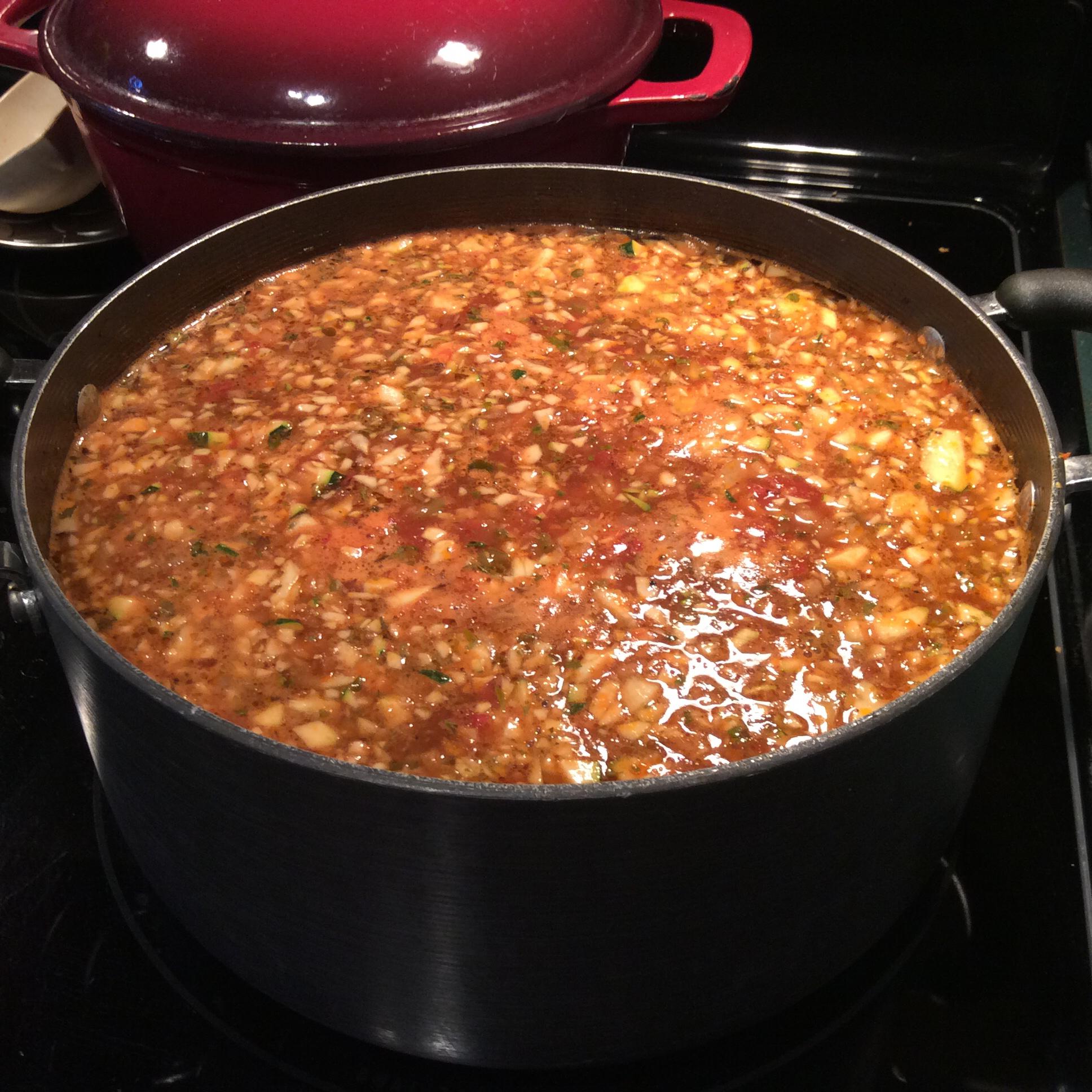 Lulu's Tomato Hot Pot