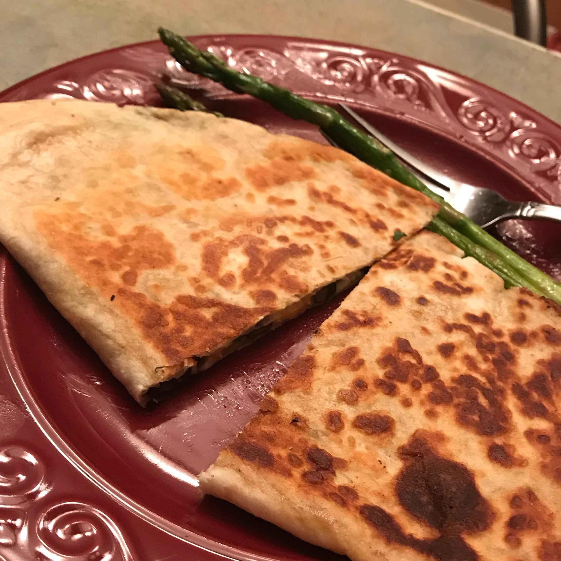 Black Bean Quesadillas from GOYA® Rosie Wagner