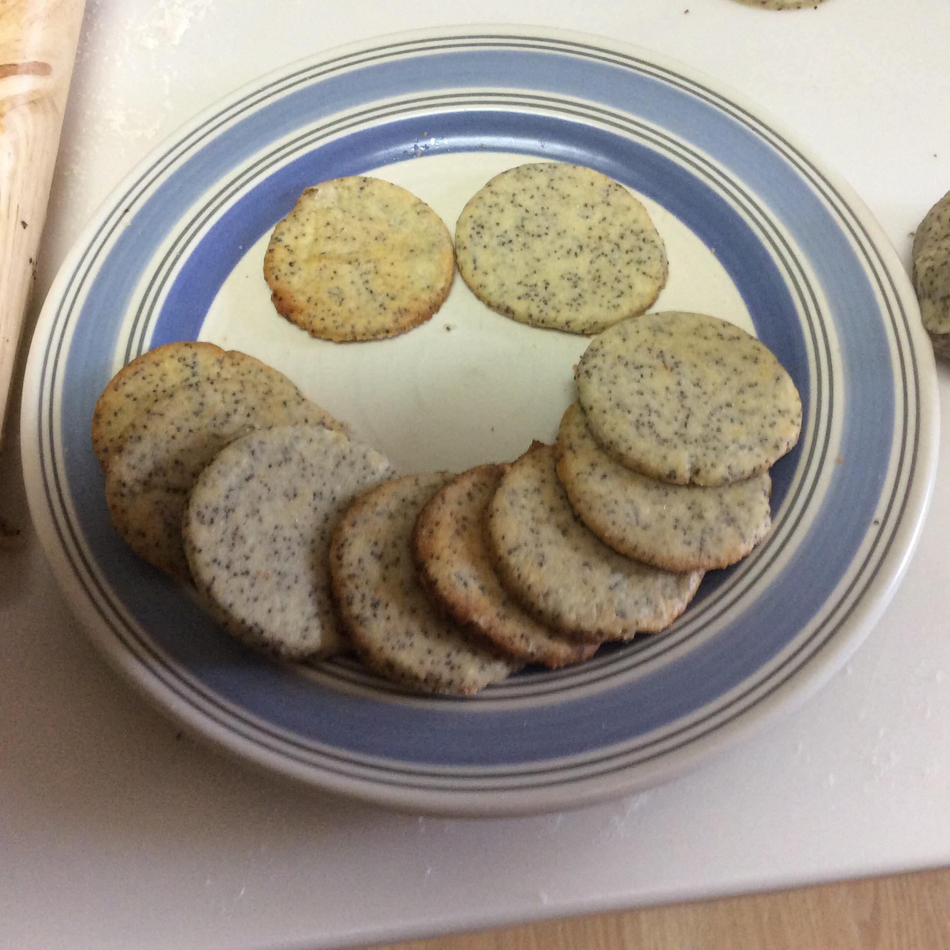 Munn Cookies Roseanneward