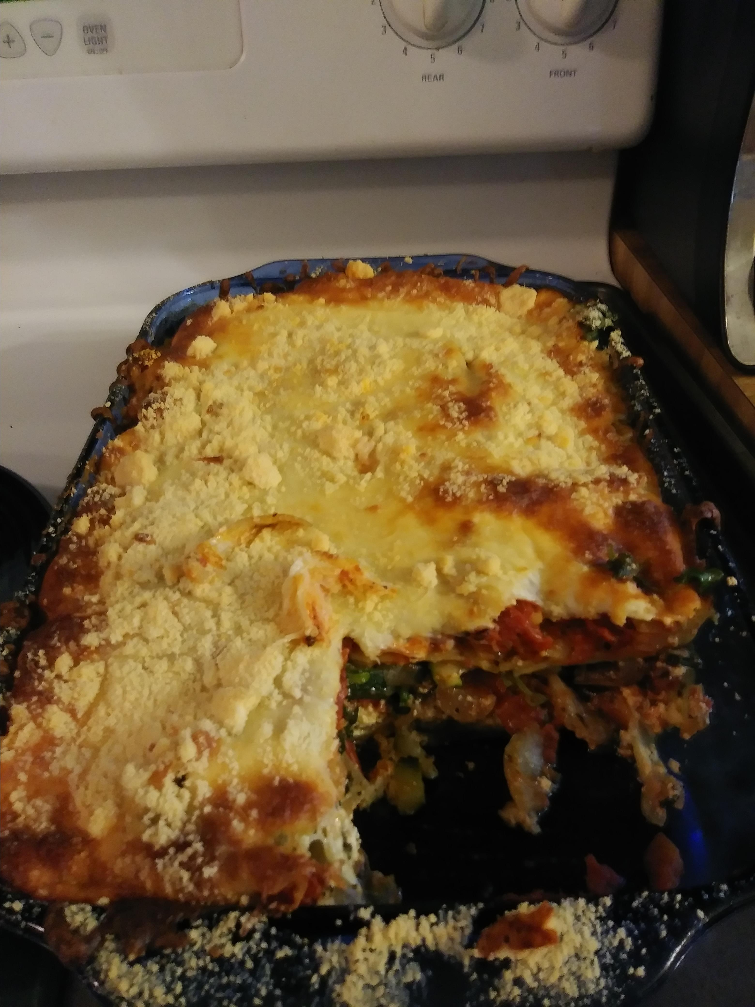 Lasagna Lucy Wagner