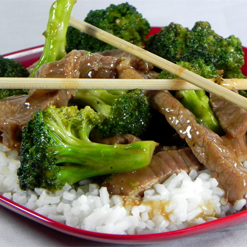 Restaurant Style Beef and Broccoli Dianne
