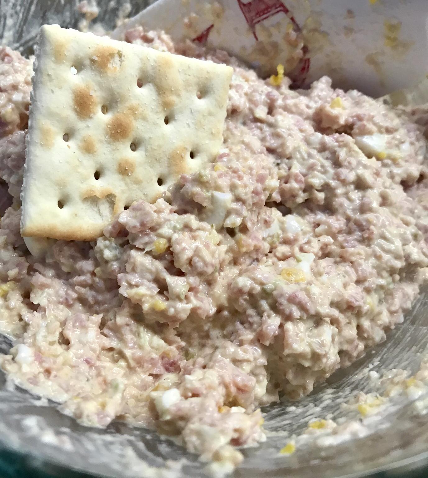Iga Ham Salad Recipe