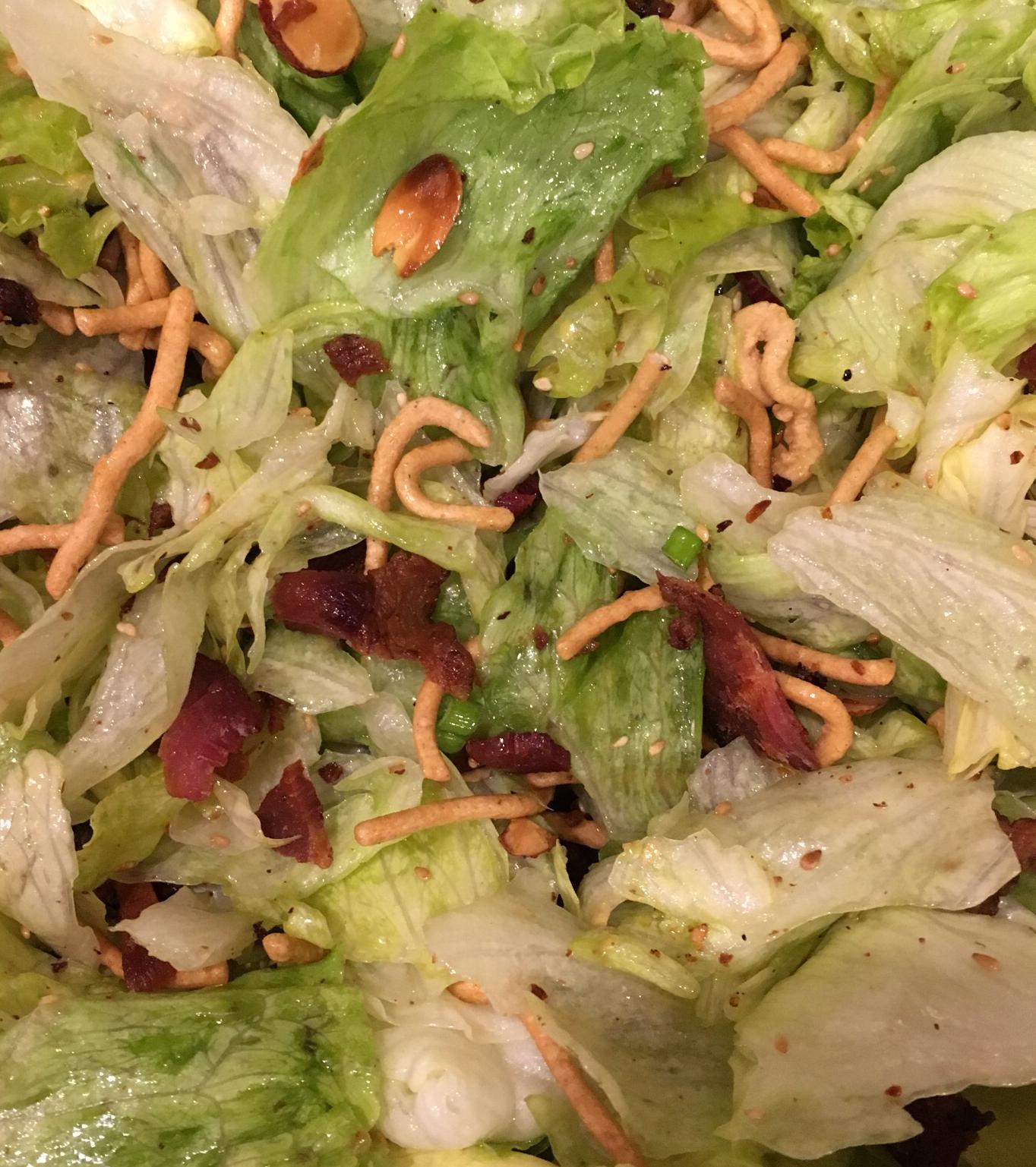 Crunchy Lettuce Teri