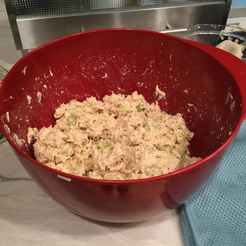 Drop Dead Delicious Tuna Salad Rhonda