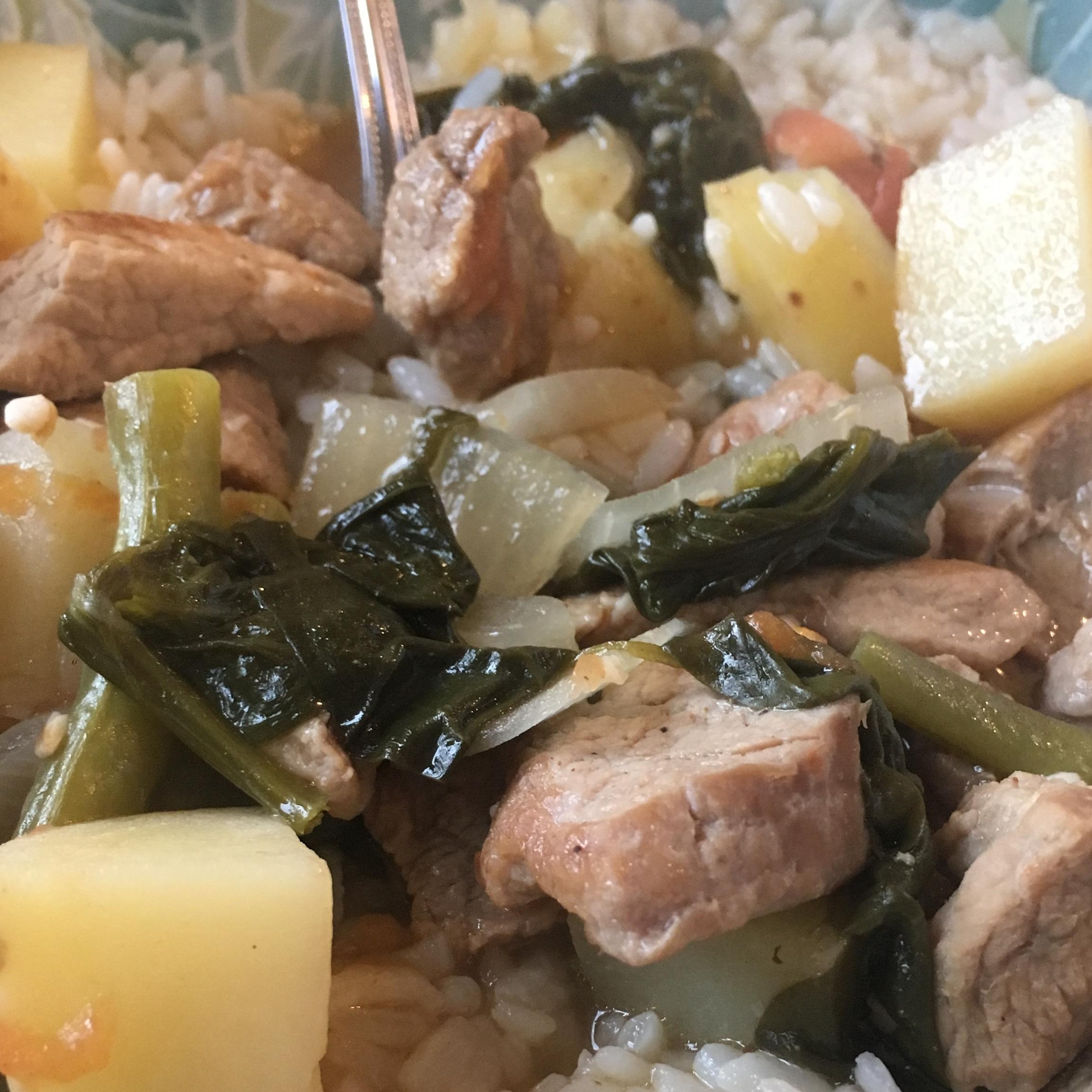 Pork Sinigang Maile