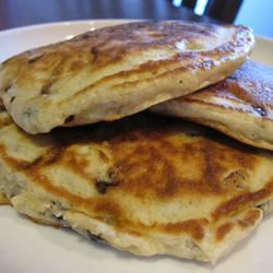 Chunky Monkey Pancakes jillcasey84