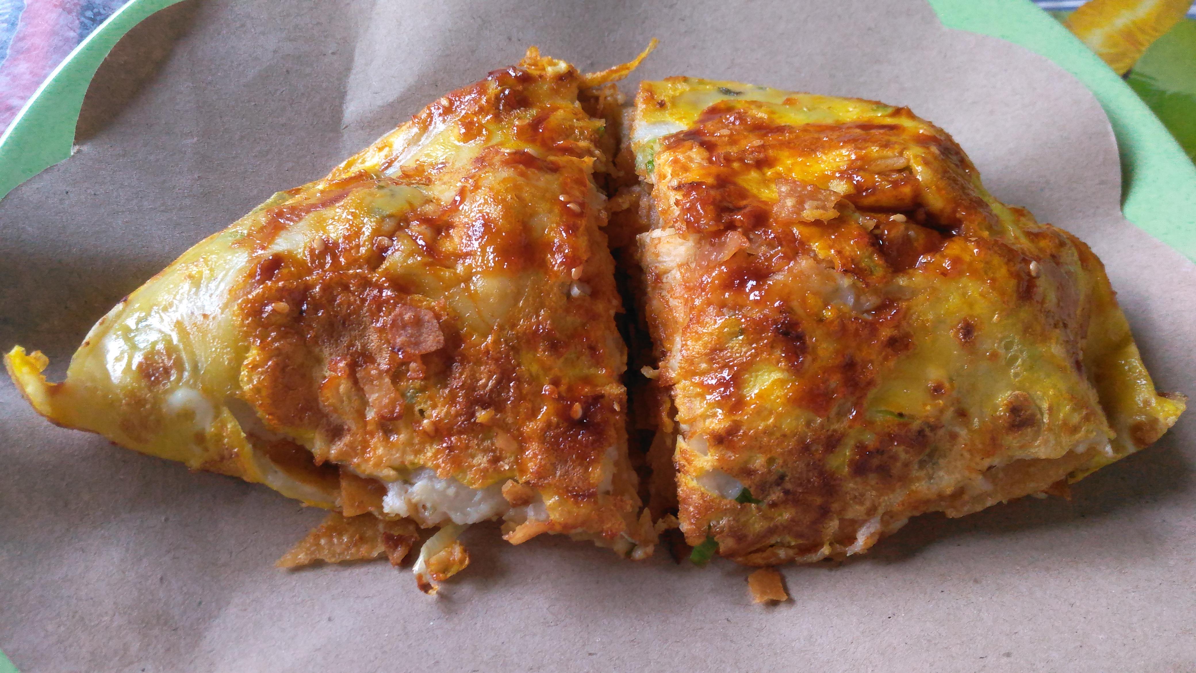 Jian Bing (Chinese Crepes)