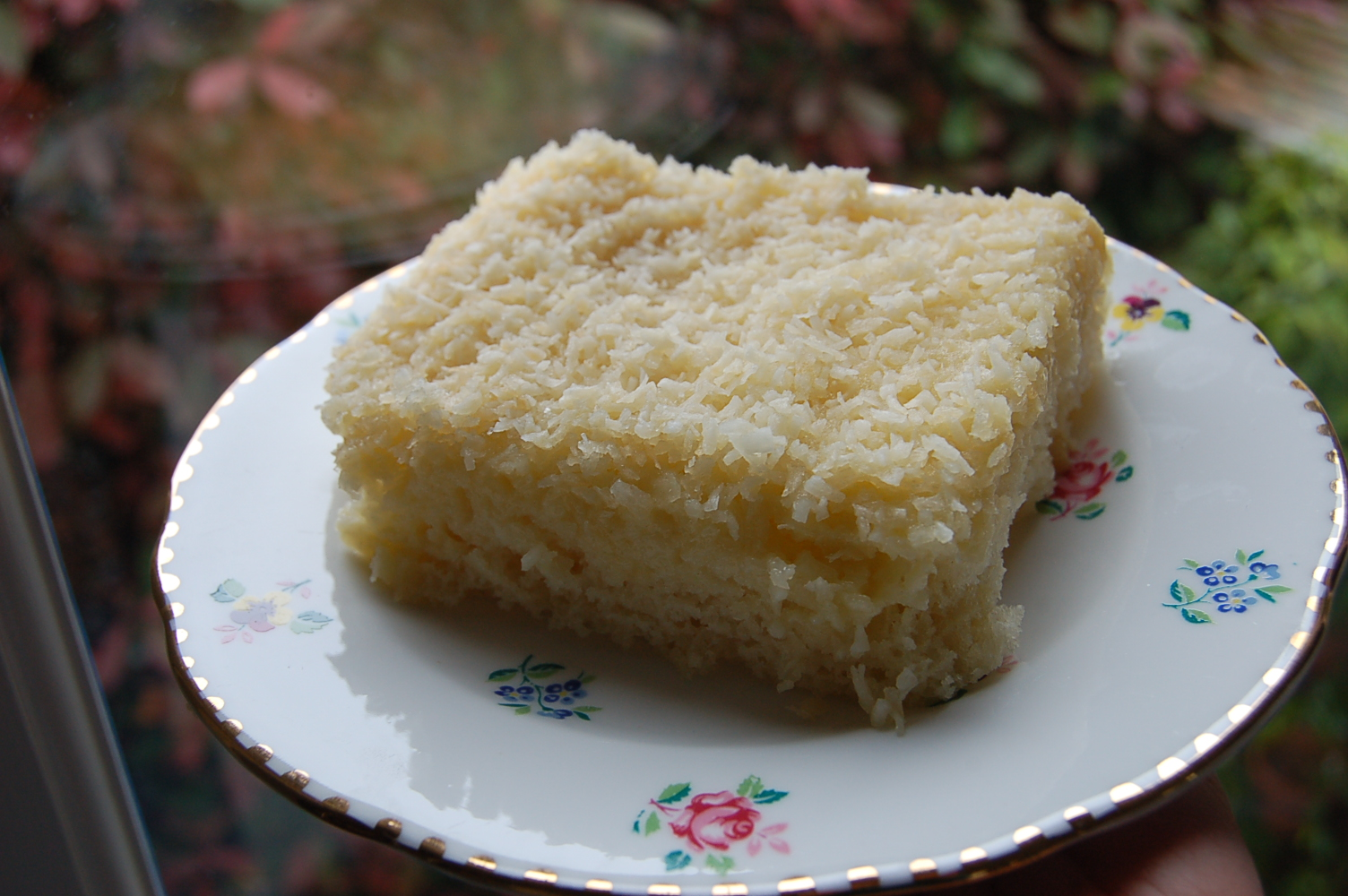 Easy Coconut Sheet Cake AllrecipesPhoto