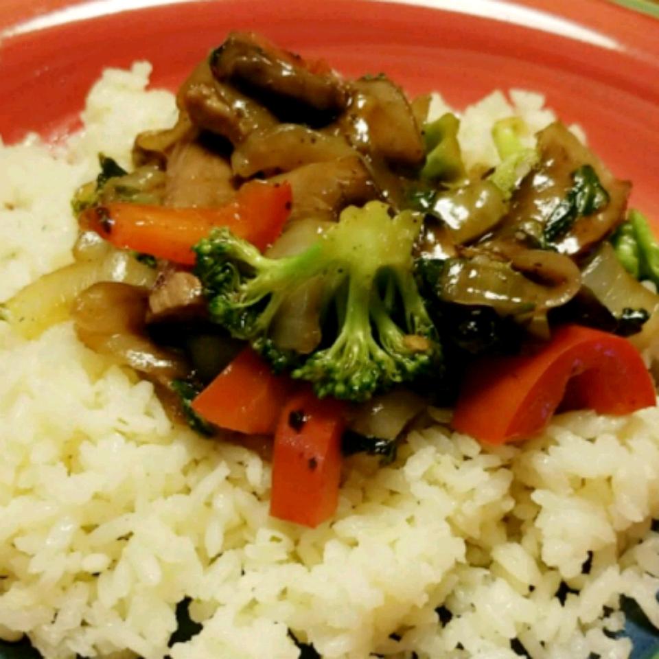 Japanese Beef Stir-Fry Suzie Q