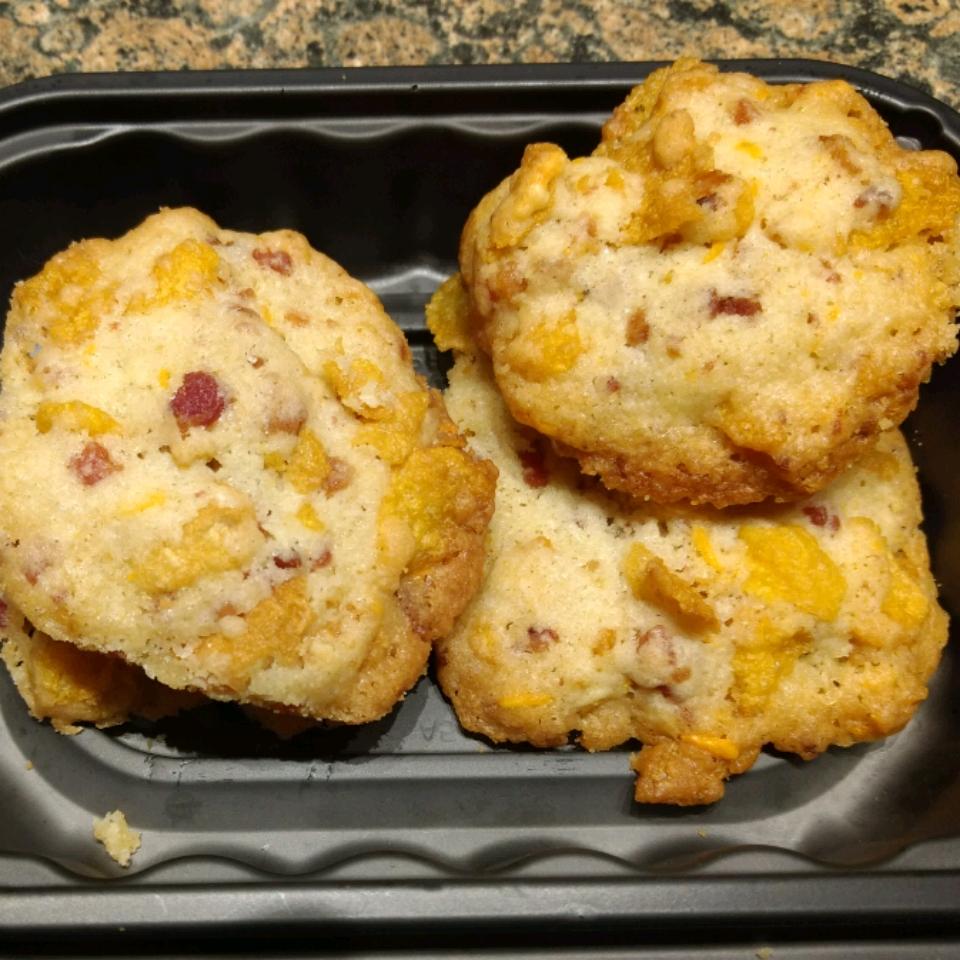 Bacon Breakfast Cookies Terri D Haines