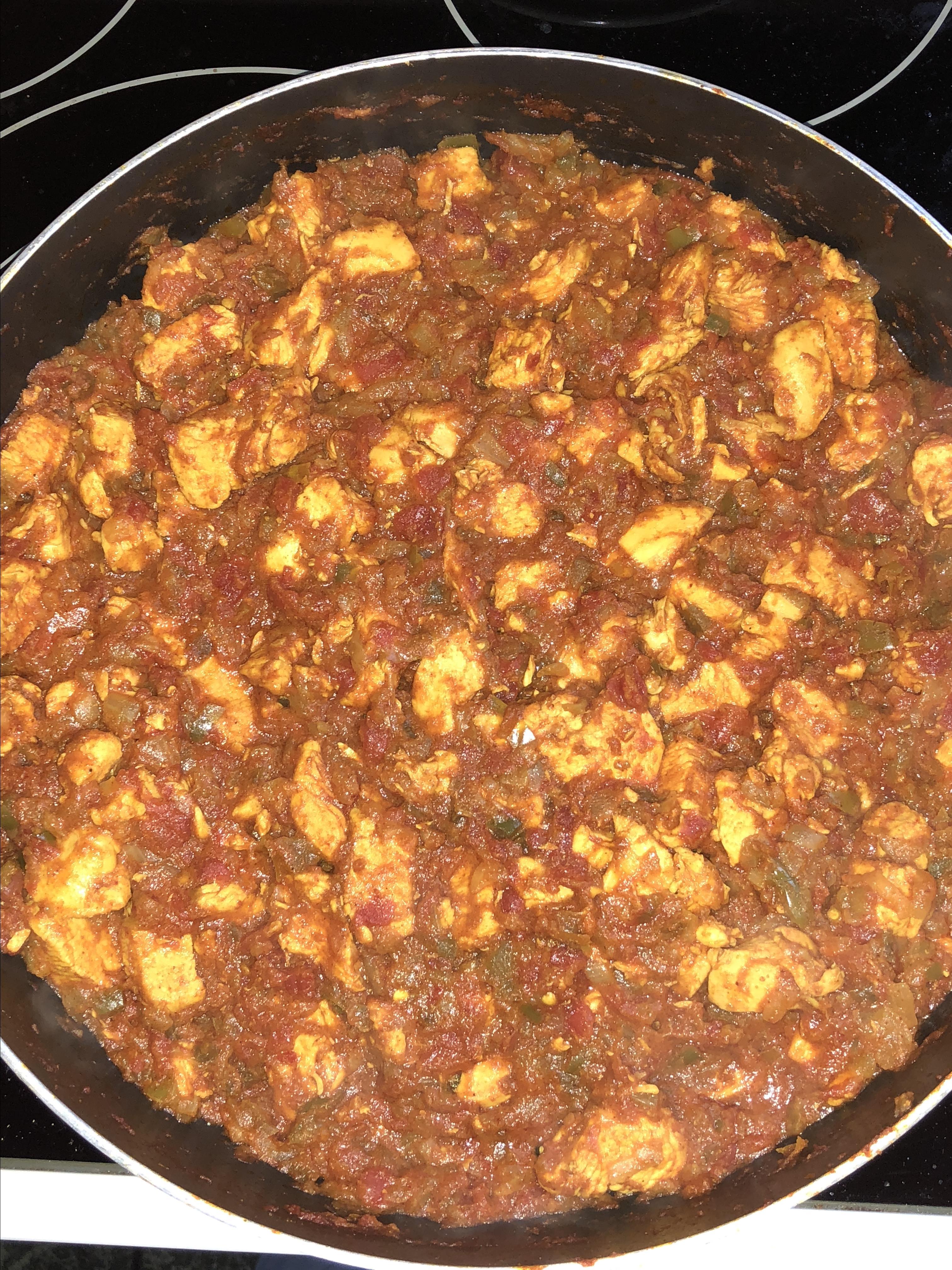 Pakistani Chicken Karahi Harold Howell