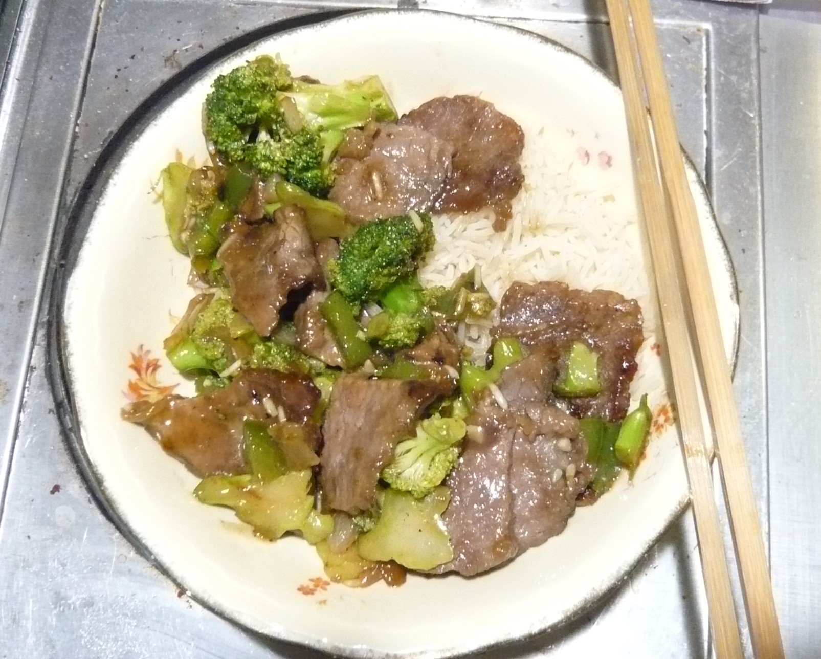 Fun Karnal (Beef and Broccoli)