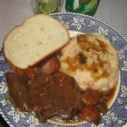 Erica's Delicious Slow Cooker Beef Roast bigsilverhotdog
