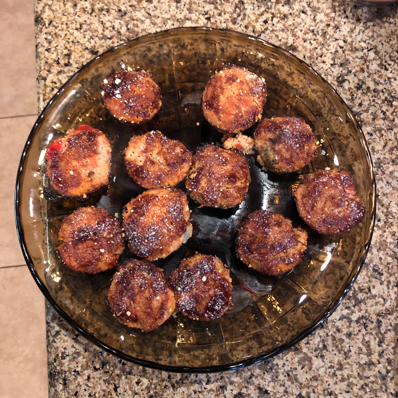 Turkey Veggie Meatloaf Cups timothy