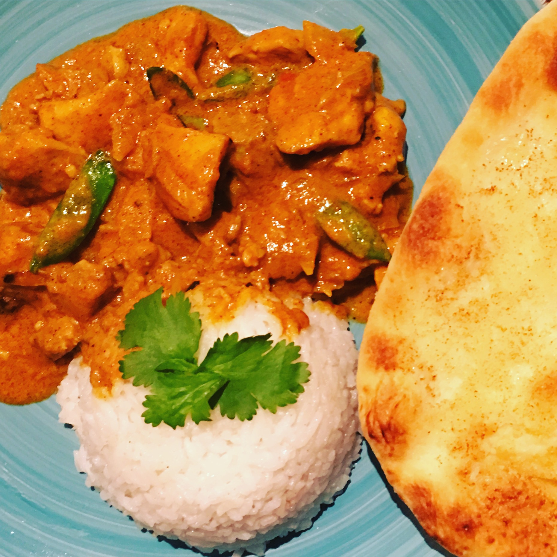 Indian Butter Chicken (Chicken Makhani)