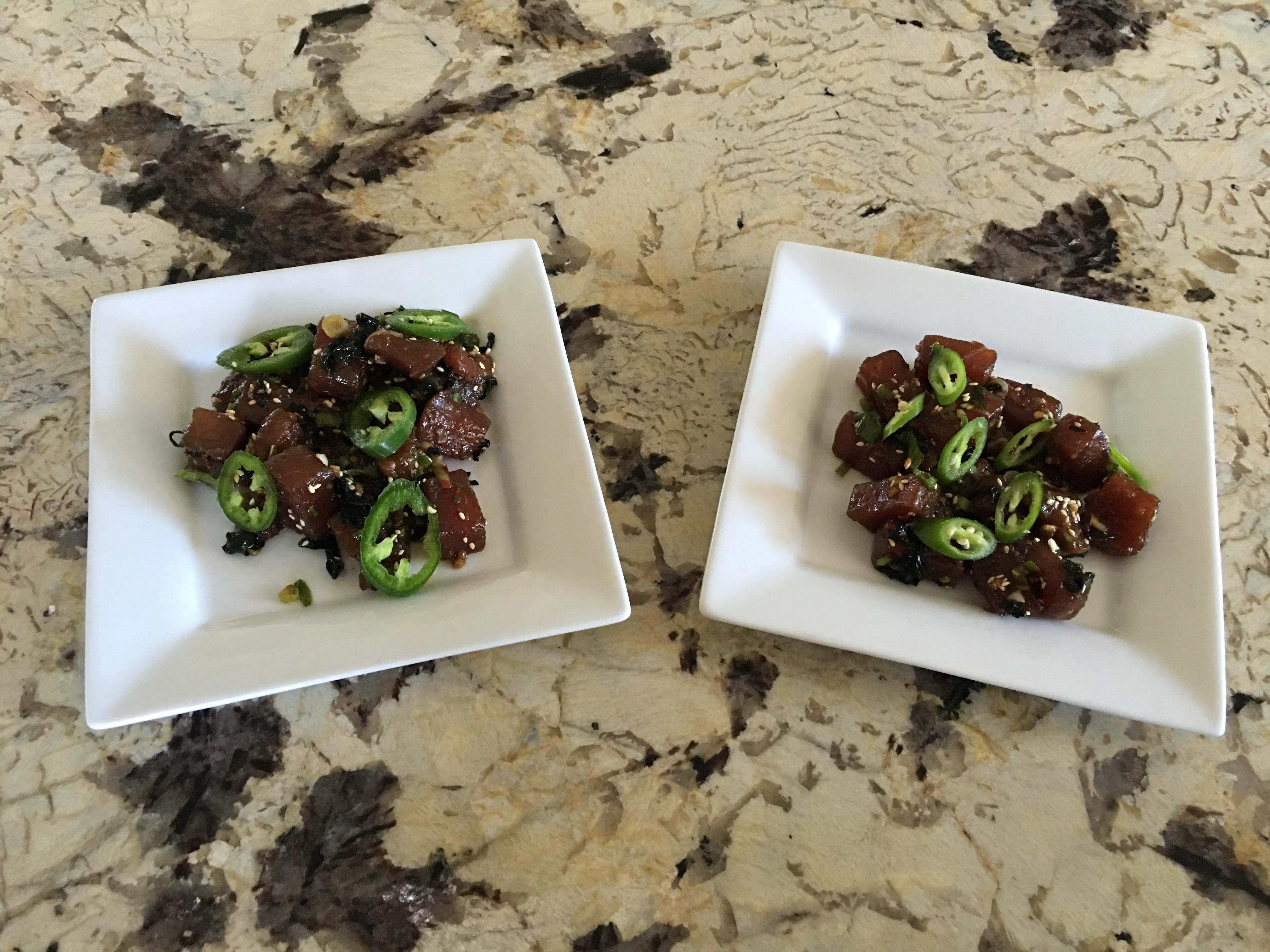 Chef John's Hawaiian-Style Ahi Poke CHILLIE72